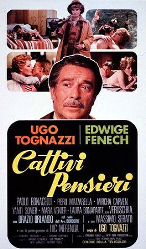 Cattivi pensieri (1976) cover