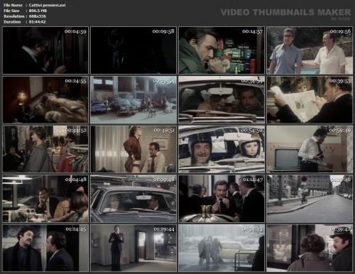 Cattivi pensieri (1976) screencaps