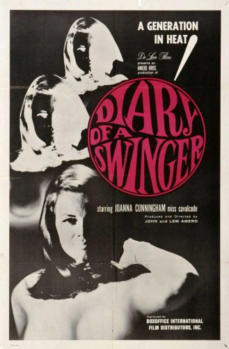 Diary of a Swinger (1967) cover