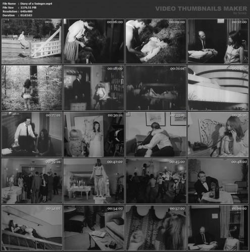 Diary of a Swinger (1967) screencaps