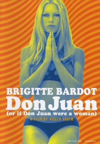Don Juan ou Si Don Juan etait une femme (1973) cover