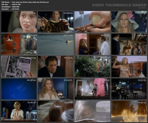 Don Juan ou Si Don Juan etait une femme (1973) screencaps