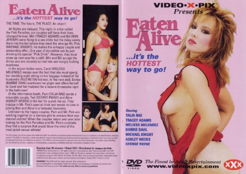 Eaten Alive (1985) cover