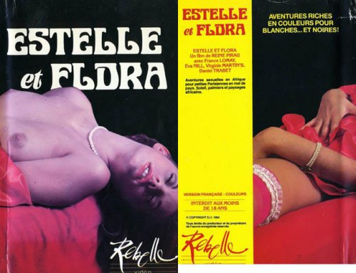 Estelle et Flora (1980) cover