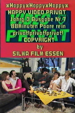 Happy Video Privat 7 (1986) cover