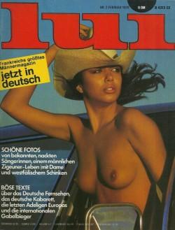 LUI German 02 (1978) (Magazine) cover
