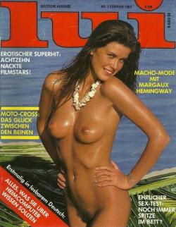 LUI German 02 (1983) (Magazine) cover