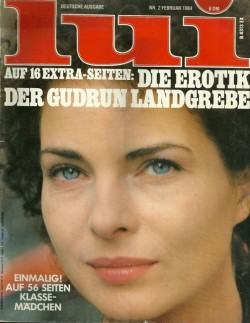 LUI German 02 (1984) (Magazine) cover