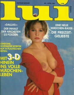 LUI German 04 (1983) (Magazine) cover