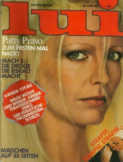 LUI German 05 (1982) (Magazine) cover