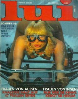 LUI German 06 (1983) (Magazine) cover