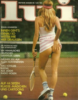 LUI German 07 (1981) (Magazine) cover