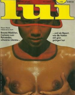 LUI German 08 (1978) (Magazine) cover