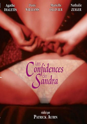 Les confidences de Sandra (1973) cover