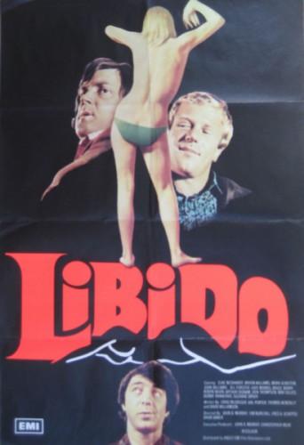 Libido (1973) cover