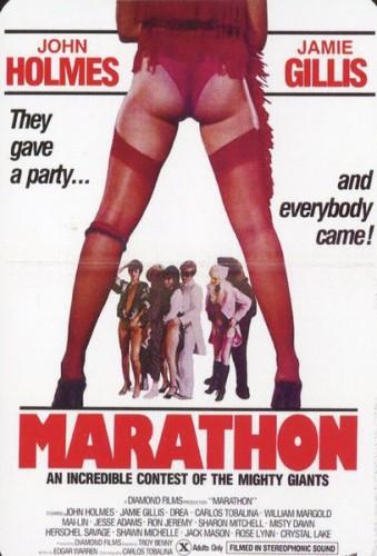 Marathon (1983) cover