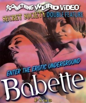 Return of the Secret Society (1968) cover