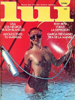 LUI Spain 03 (1979) (Magazine) cover
