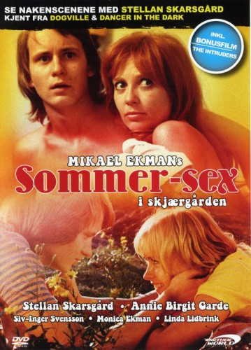 Swedish Sex Games (Better Quality) (1975) cover