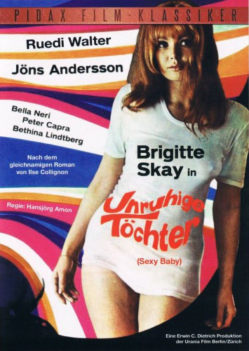 Unruhige Tochter (1968) cover