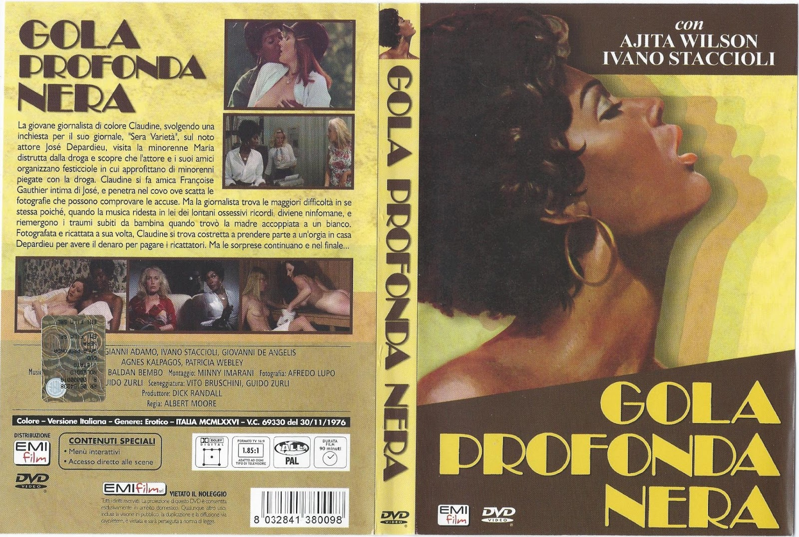 Black Deep Throat  Gola Profonda Nera 1977 Dvdrip -3752
