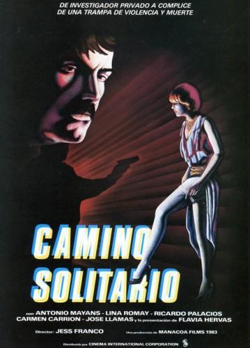 Camino solitario (1984) cover