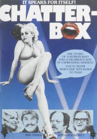 Chatterbox! (1977) cover