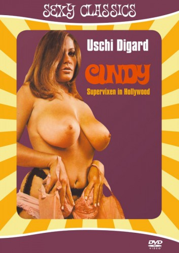 Cindy - Supervixen in Hollywood (1971) cover