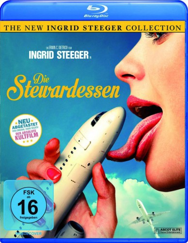 Die Stewardessen (Better Quality) (1971) cover