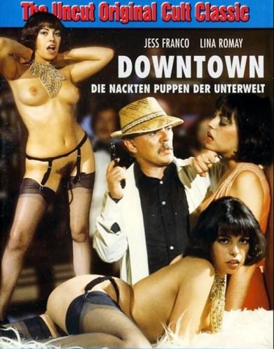 Downtown - Die nackten Puppen der Unterwelt (1975) cover