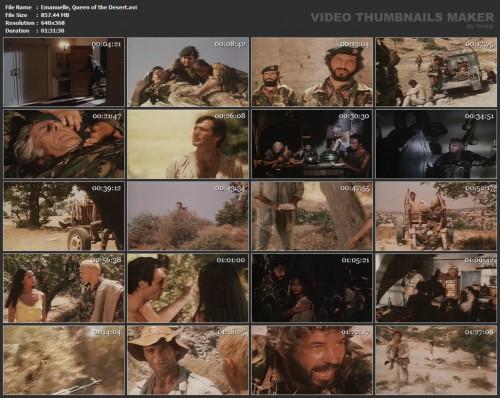 Emanuelle, Queen of the Desert (1982) screencaps