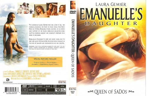 Emmanuelle Queen of sados (1980) cover