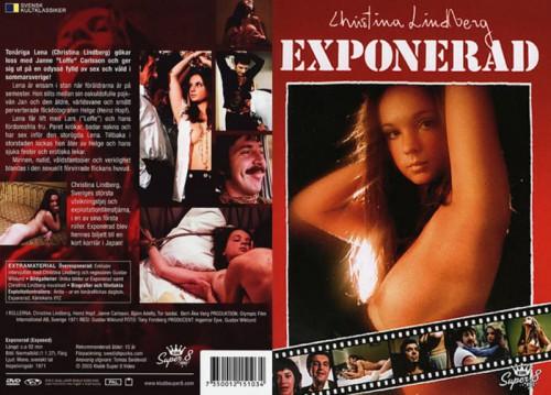 Exponerad (1971) cover
