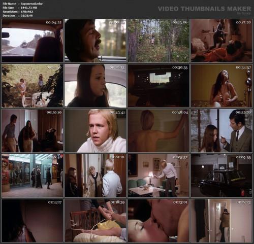 Exponerad (1971) screencaps