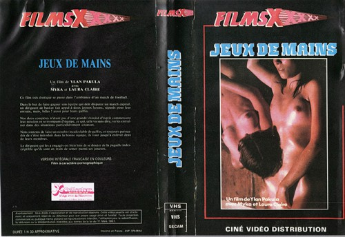 Jeux de Mains (1981) cover