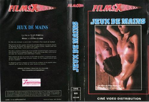Jeux de Mains (1981) cover