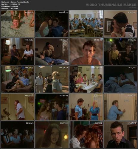 Lemon Popsicle III (1981) screencaps