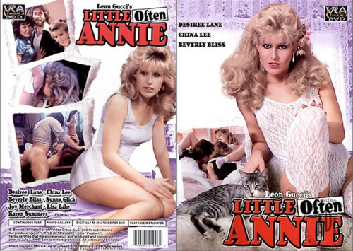 Little Often Annie (1984) cover