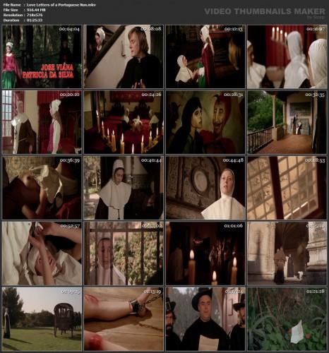 Love Letters of a Portuguese Nun (1977) screencaps