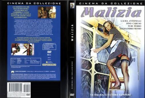 Malizia / Malicious / Malicia (Better Quality) cover