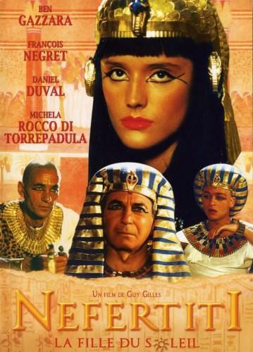 Nefertiti figlia del sole (1995) cover
