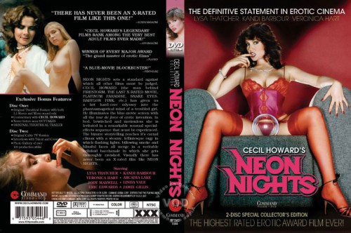 Neon Nights (Better Quality) (1981) cover