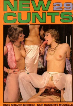 New Cunts 29 (Magazine) cover