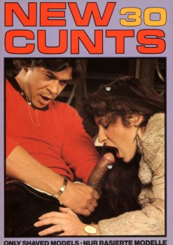 New Cunts 30 (Magazine) cover