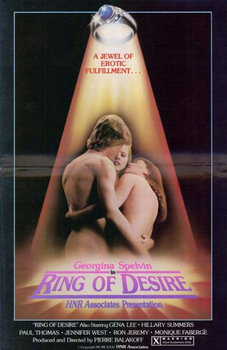 Ring of Desire (1981) cover