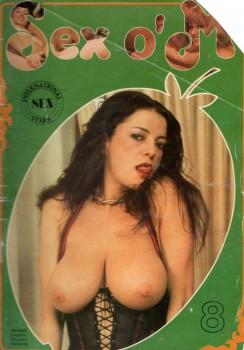 Silwa Sex o'M 08 (Magazine) cover