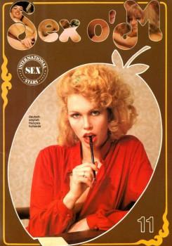 Silwa Sex o'M 11 (Magazine) cover