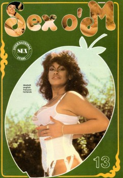 Silwa Sex o'M 13 (Magazine) cover