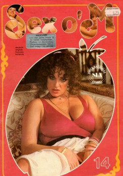 Silwa Sex o'M 14 (Magazine) cover
