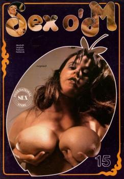 Silwa Sex o'M 15 (Magazine) cover